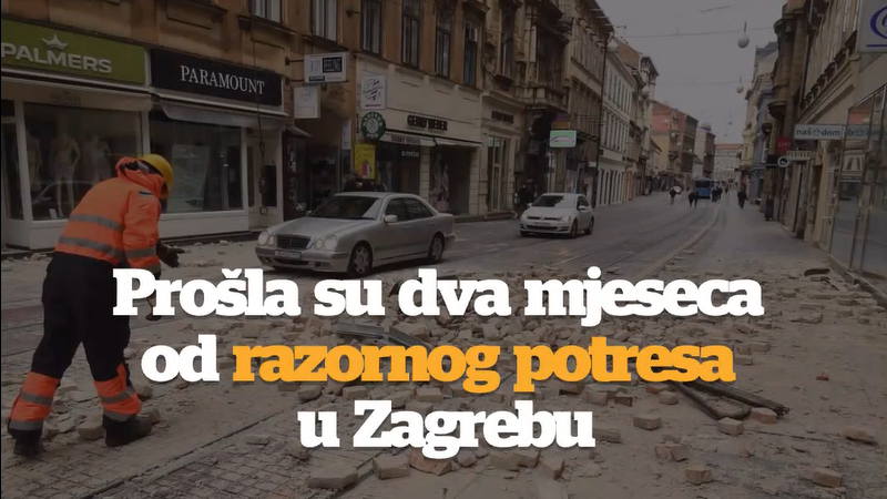 Stanovnici Cvjetnog Naselja Tri Mjeseca Nakon Potresa Na Nas Su Svi Zaboravili Vecernji Hr