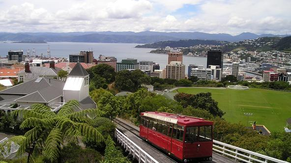 Novi Zeland, Wellington