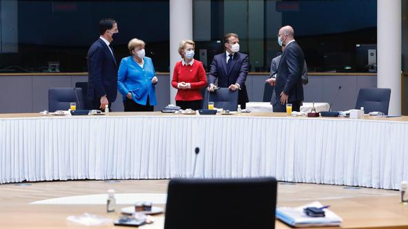 BELGIUM-BRUSSELS-EU-EUROPEAN COUNCIL-MEETING