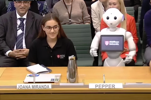Robot Pepper
