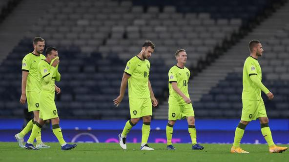 UEFA Nations League - League B - Group 2 - Scotland v Czech Republic