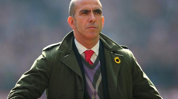 'Paolo Di Canio, Swindon Town manager  Photo: Press Association/Pixsell'