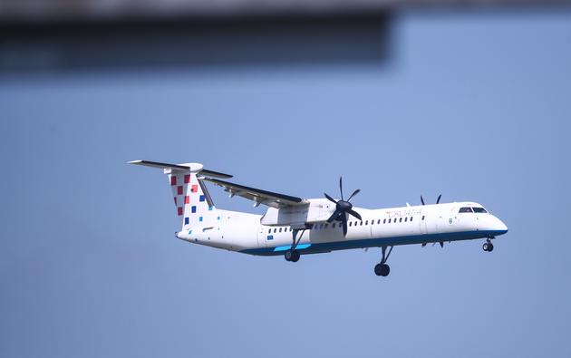 Croatia Airlines Dash