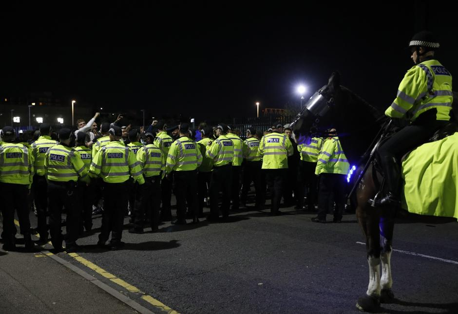 Leicester City v Napoli - UEFA Europa League - Group C - King Power Stadium   Autor : Darren Staples/PA Images/PIXSELL