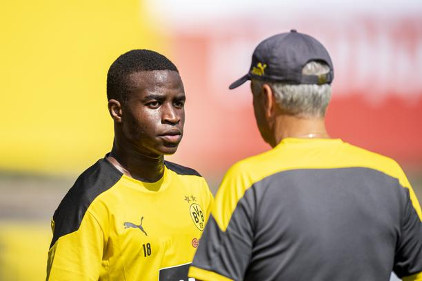 Training camp Borussia Dortmund