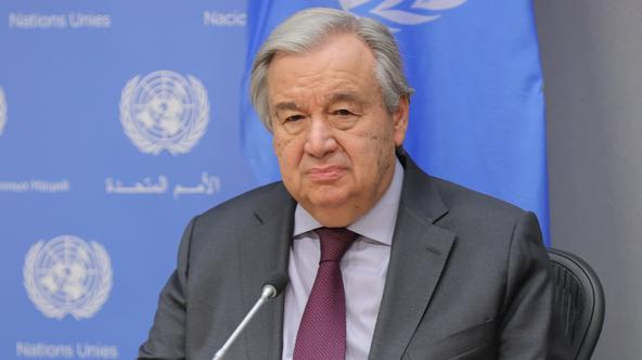Secretary-General Antonio Guterres Presser on Climate