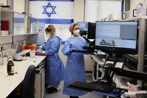 Vaccine Vs. Variant: Israel's race against the pandemic