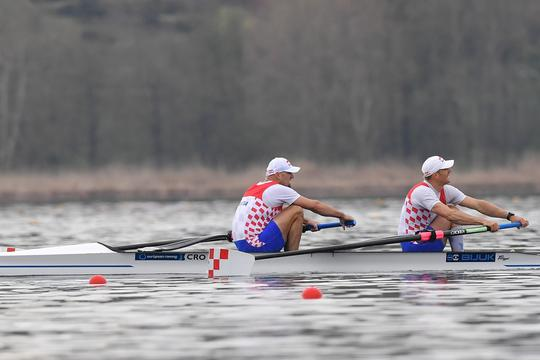 Canoying - European Rowing Championships 2021
