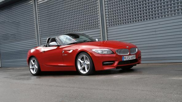 'BMW Z4 sDrive35is (11/2009)'