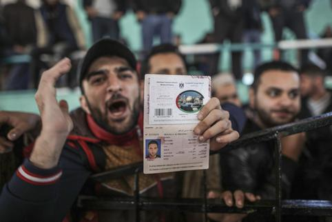 Egypt reopens border crossing to Gaza
