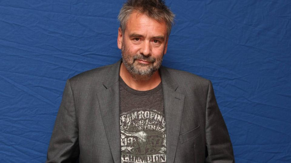 *Double Space Rates apply* NO TABLOIDS IN THE USA. NO AMI. Director Luc Besson attends the junket for 'The Lady' in Los Angeles, California on November 03, 2011.  Photo: Press Association/PIXSELL