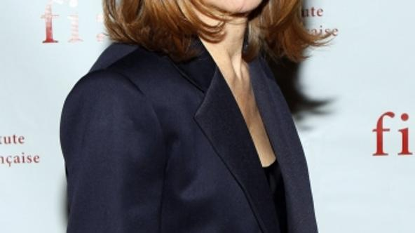 \'Isabelle Huppert attends the 2009 French Institute Alliance Francaise (FIAF) Trophee des Arts Gala, held at the Plaza Hotel in New York City Photo: Press Association/Pixsell\'