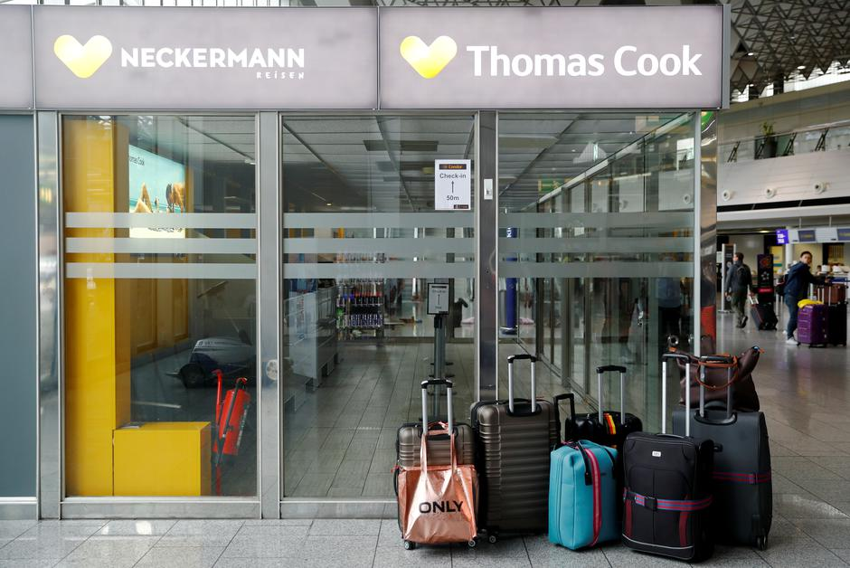 Thomas Cook | Autor : Reuters/PIXSELL