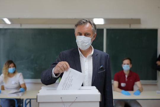 Parliamentary election in Croatia