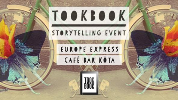 TookBook Storytelling