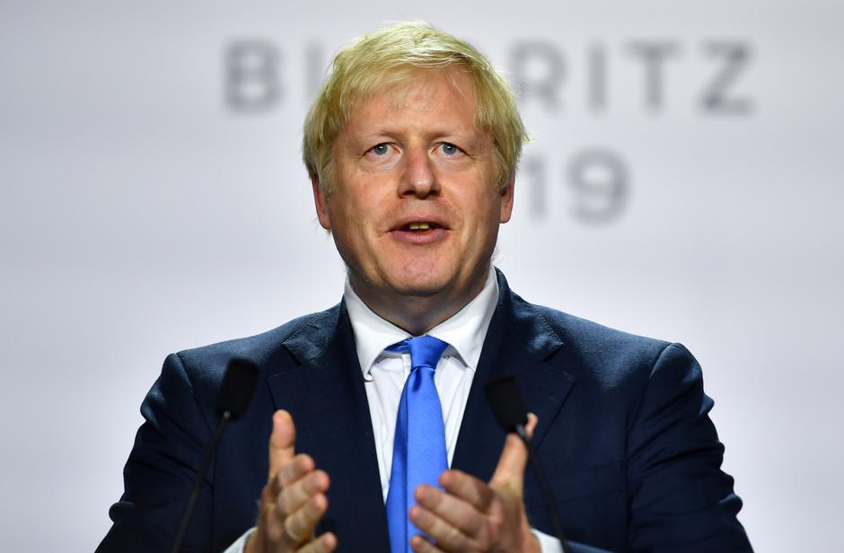 Boris Johnson | Autor : Reuters/PIXSELL
