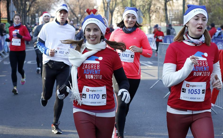 Adventska utrka | Autor : Zagreb Advent run