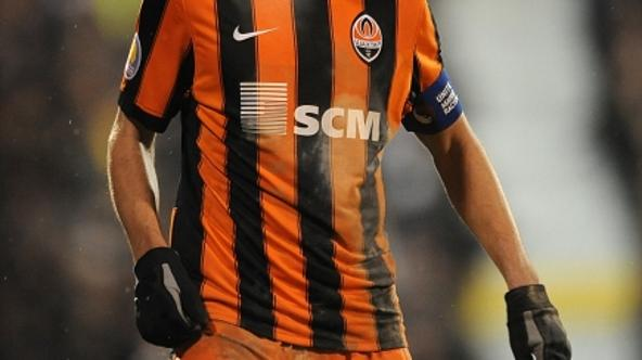 'Darijo Srna, Shakhtar Donetsk Photo: Press Association/Pixsell'