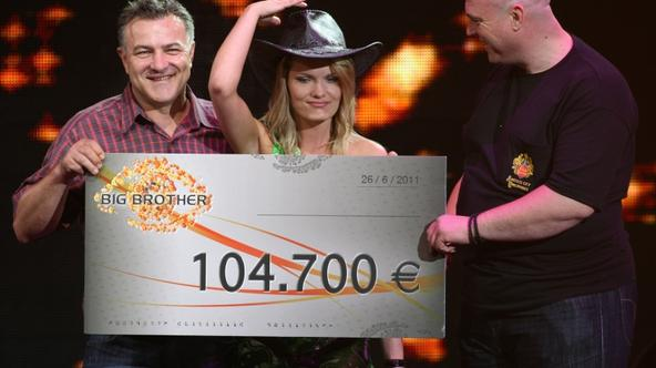 'Beograd 26.06.2011. Big Brother FINALE  photo:RTL'