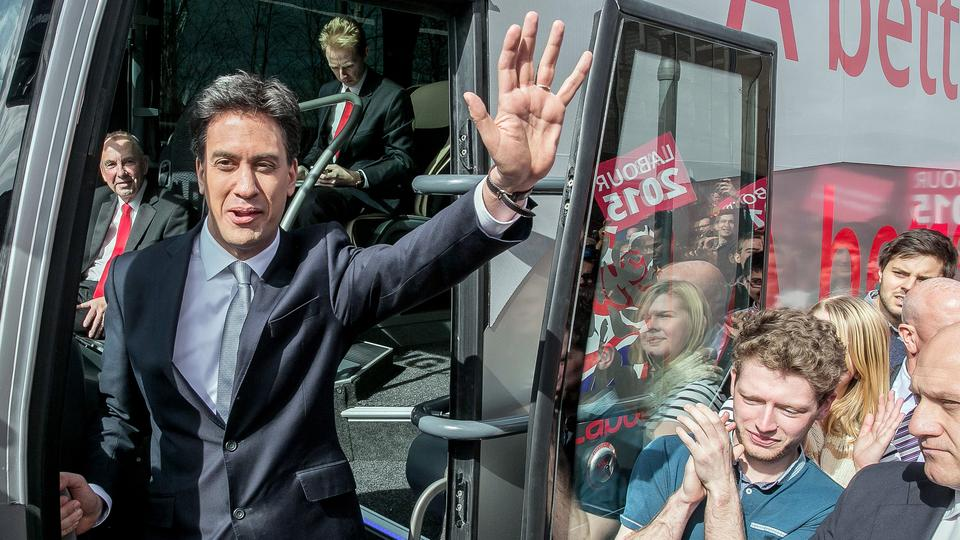 General Election 2015 campaign - March 27thLeader of the Labour Party Ed Miliband MP launched Labourâ??s 2015 General Election campaign at the Olympic park in Stratford, East LondonJeff Moore Photo: Press Association/PIXSELL