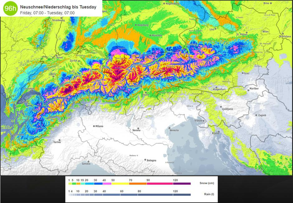 Arktički val | Autor : Severe Weather Europe