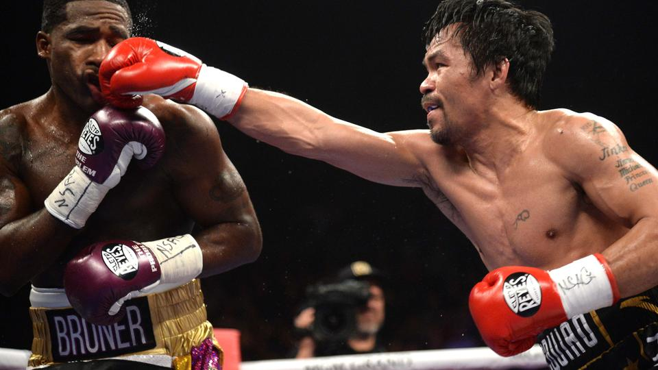 Manny Pacquiao - Adrien Broner