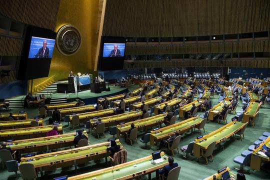 UN-GENERAL ASSEMBLY-COVID-19-SPECIAL SESSION