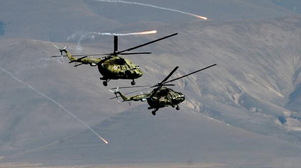 Caucasus 2020 military drills: Russia and Armenia