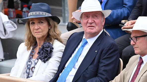 King Juan Carlos Move To Live Out Of Spain