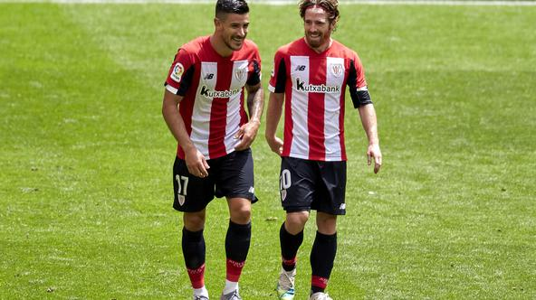 LA LIGA:  ATHLETIC CLUB BILBAO VS CLUB ATLETICO DE MADRID