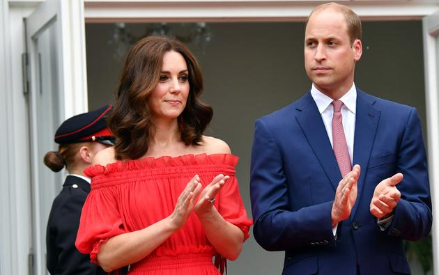 Vojvotkinja Kate Middleton i princ William