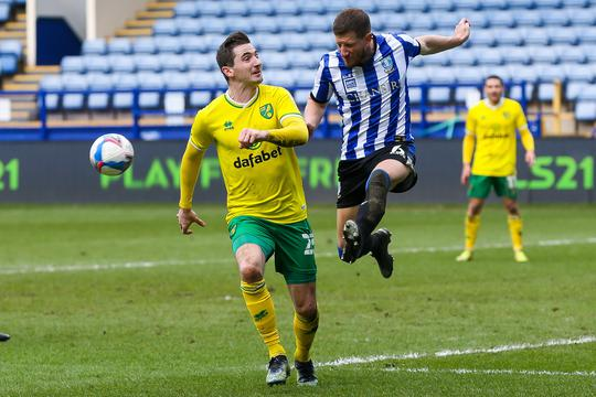 Sheffield Wednesday v Norwich City - Sky Bet Championship - Hillsborough