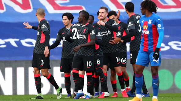 Premier League - Crystal Palace v Liverpool