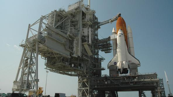 Shuttle Discovery STS-131 (1)