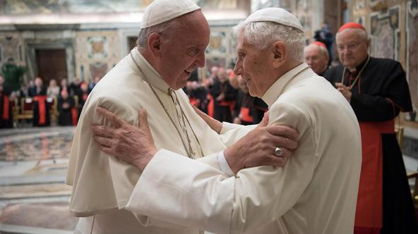 Vatican celebrates anniversary of Benedict's ordination