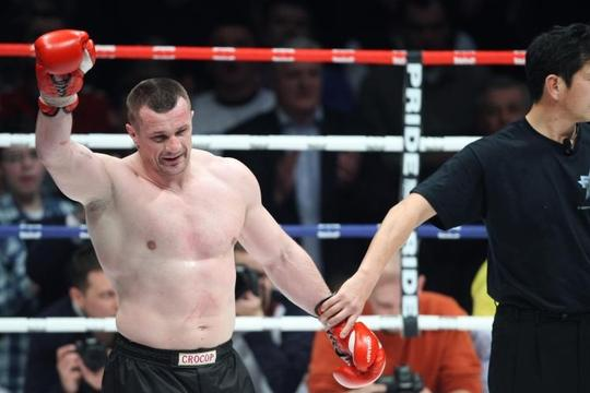 '10.03.2012., Arena Zagreb, Zagreb - Borilacki spektakl Cro Cop Final Fight. Mirko Filipovic vs Ray Sefo. Photo: Sanjin Strukic/PIXSELL'