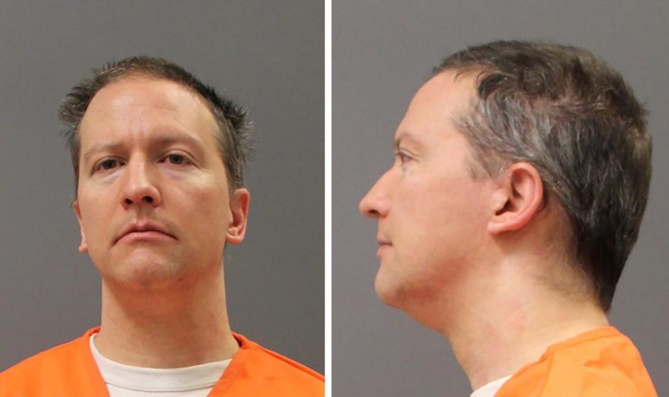 Police booking mug shot for Derek Chauvin | Autor : Minnesota Department of Correcti/REUTERS/PIXSELL/REUTERS/PIXSELL