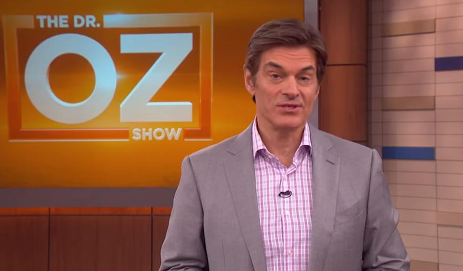 dr. Oz | Autor : screenshot/youtube/ilustracija
