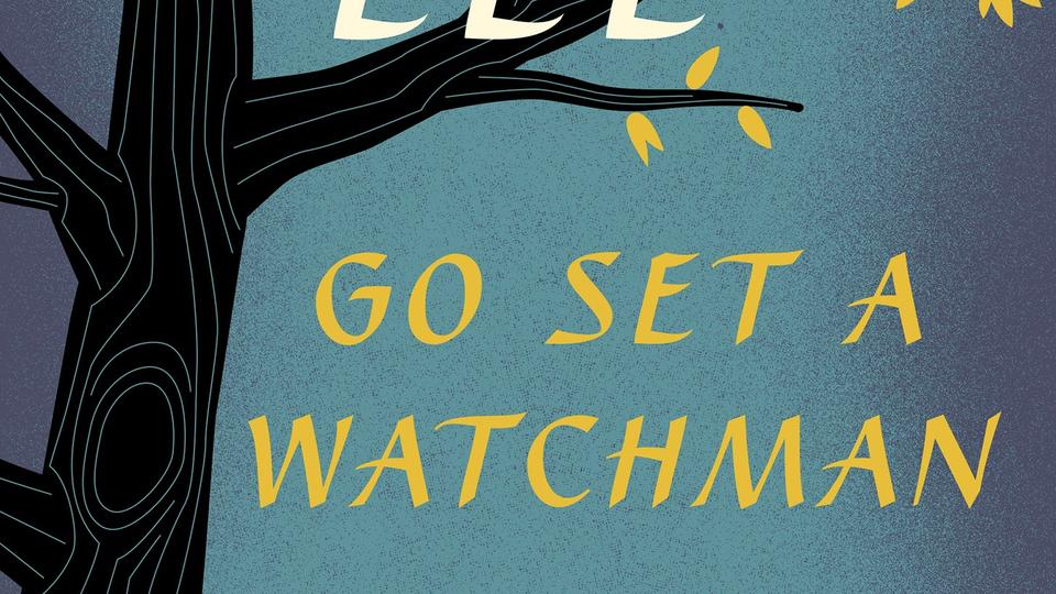 The jacket for the new Harper Lee novel titled Go set a watchman