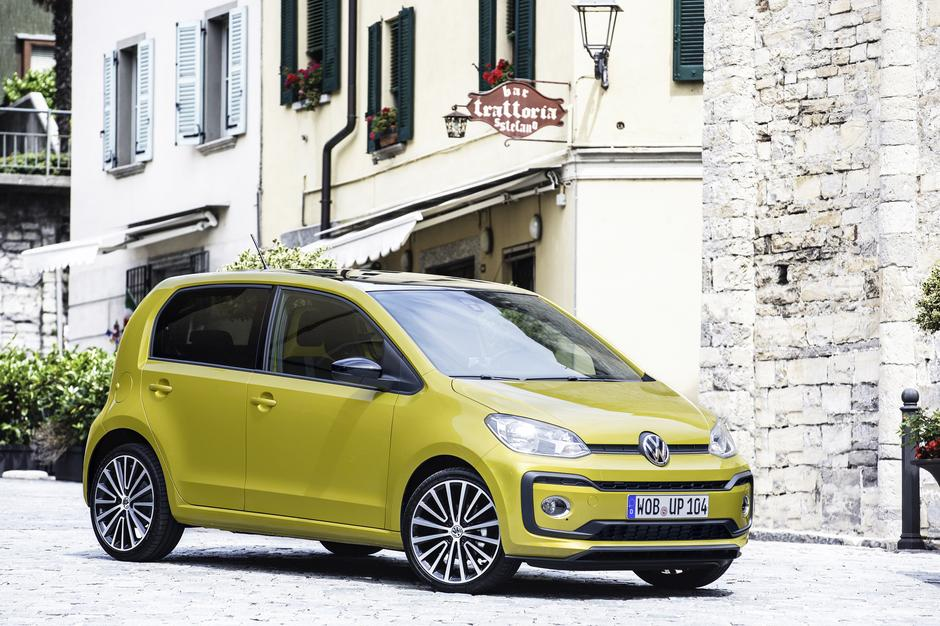 VW Up! | Autor : Volkswagen