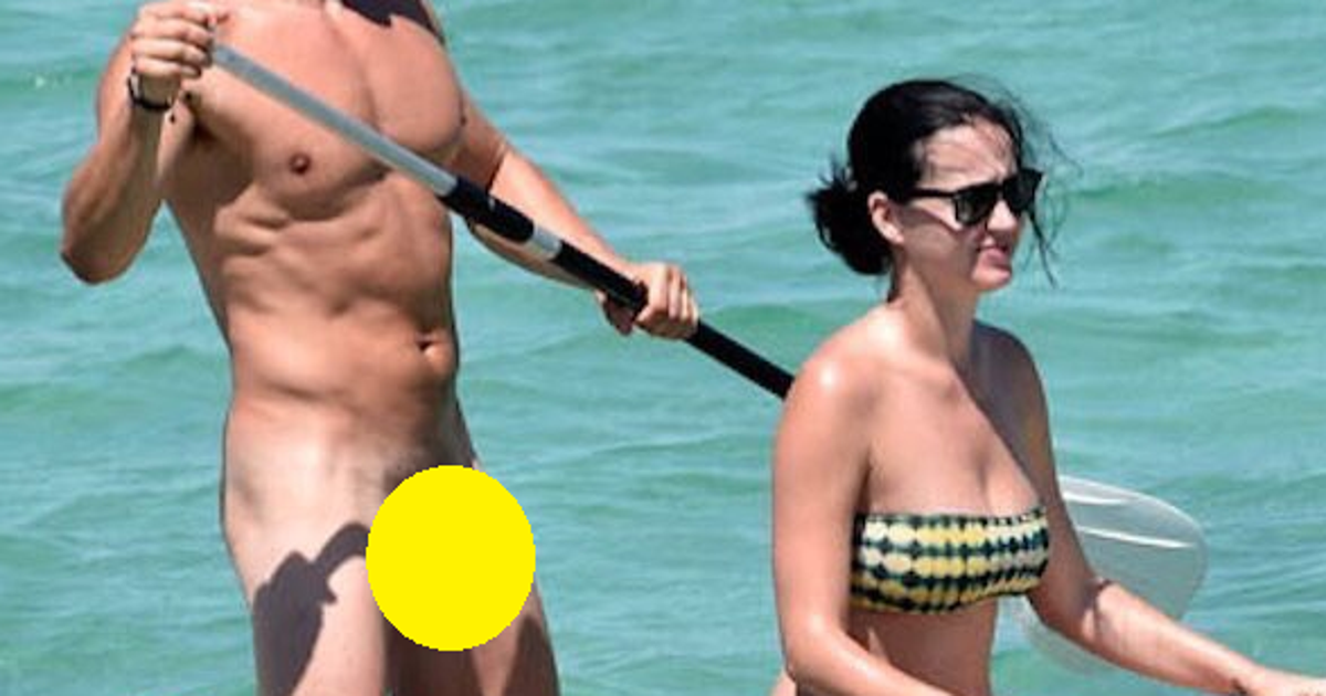 Katy perry and orlando bloom naked on beach the male fappening