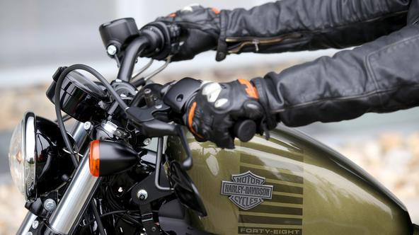 Test motocikla Harley Davidson Forty Eight