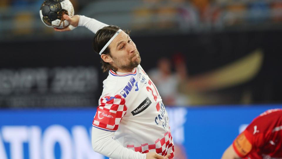 2021 IHF Handball World Championship - Main Round Group 2 - Denmark v Croatia