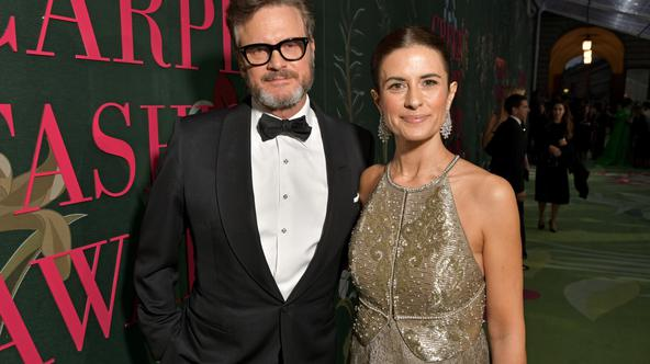 Colin i Livia Firth