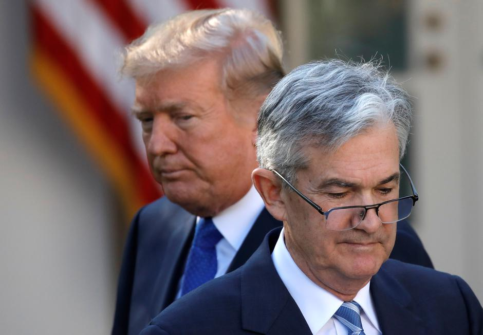 Jerome Powell | Autor : Reuters/PIXSELL