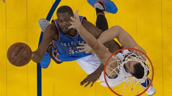 Golden State - Oklahoma City