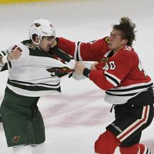 Minnesota Wild - Chicago
