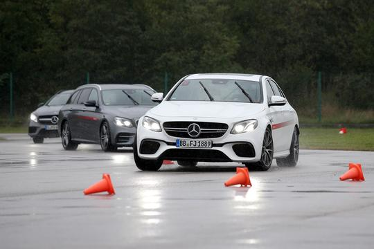 Mercedes Star Experience 2017.