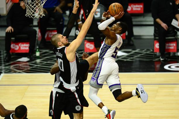 NBA: Sacramento Kings at Los Angeles Clippers