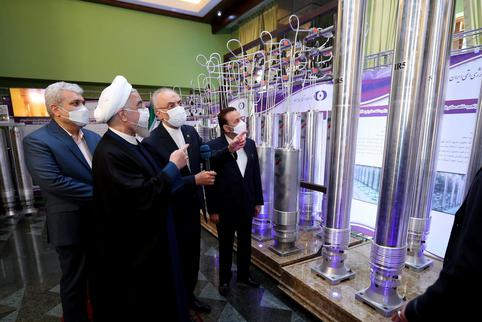 President Hassan Rouhan nuclear achievements nuclear program - Iran